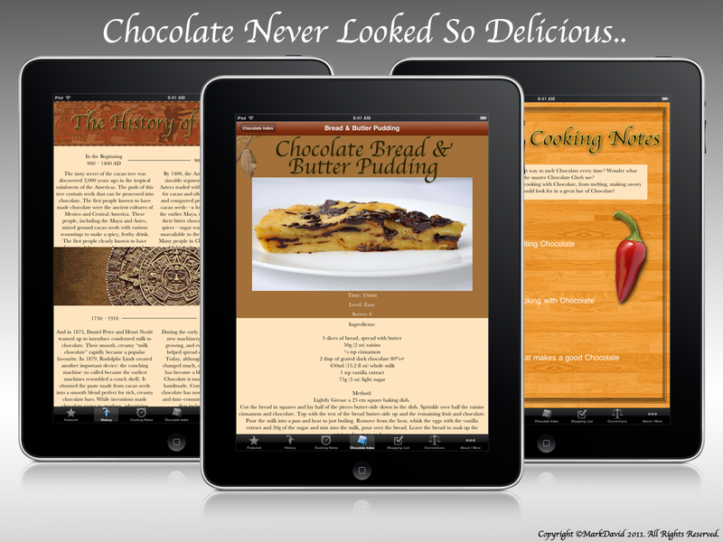 iChocolate for iPad